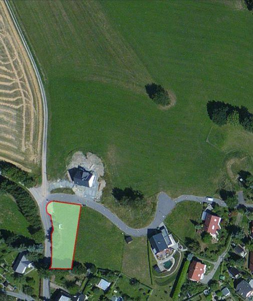 Wohnen Landschaftsschutzgebiet Parzelle 13 - Grundst�ck mieten - Bild 1