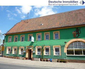 Etagenwohnung in Odernheim