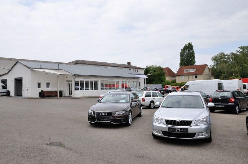 Zu Vermieten KFZ NFZ Verkaufsplatz modernen B�ros N�he Eckendorfer Herforder Stra� - Grundst�ck mieten - Bild 1