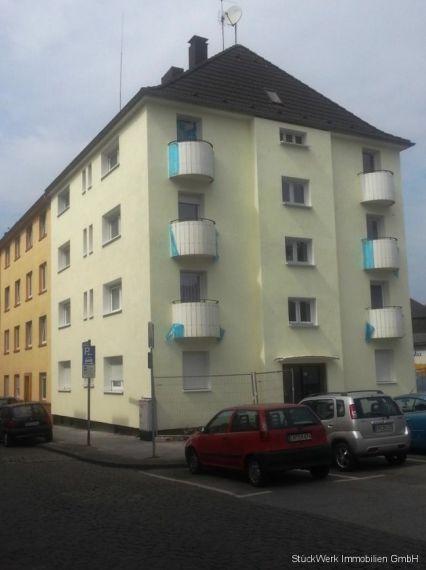 SWI-GmbH ** Maisonettewohnung mit Balkon in der Innenstadt