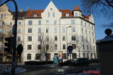 Apartment in München  - Ludwigsvorstadt-Isarvorstadt
