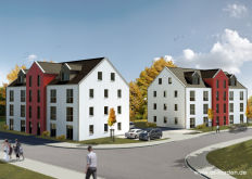 Etagenwohnung in Grünberg  - Grünberg