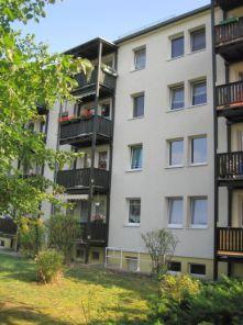 Etagenwohnung in Glauchau  - Glauchau