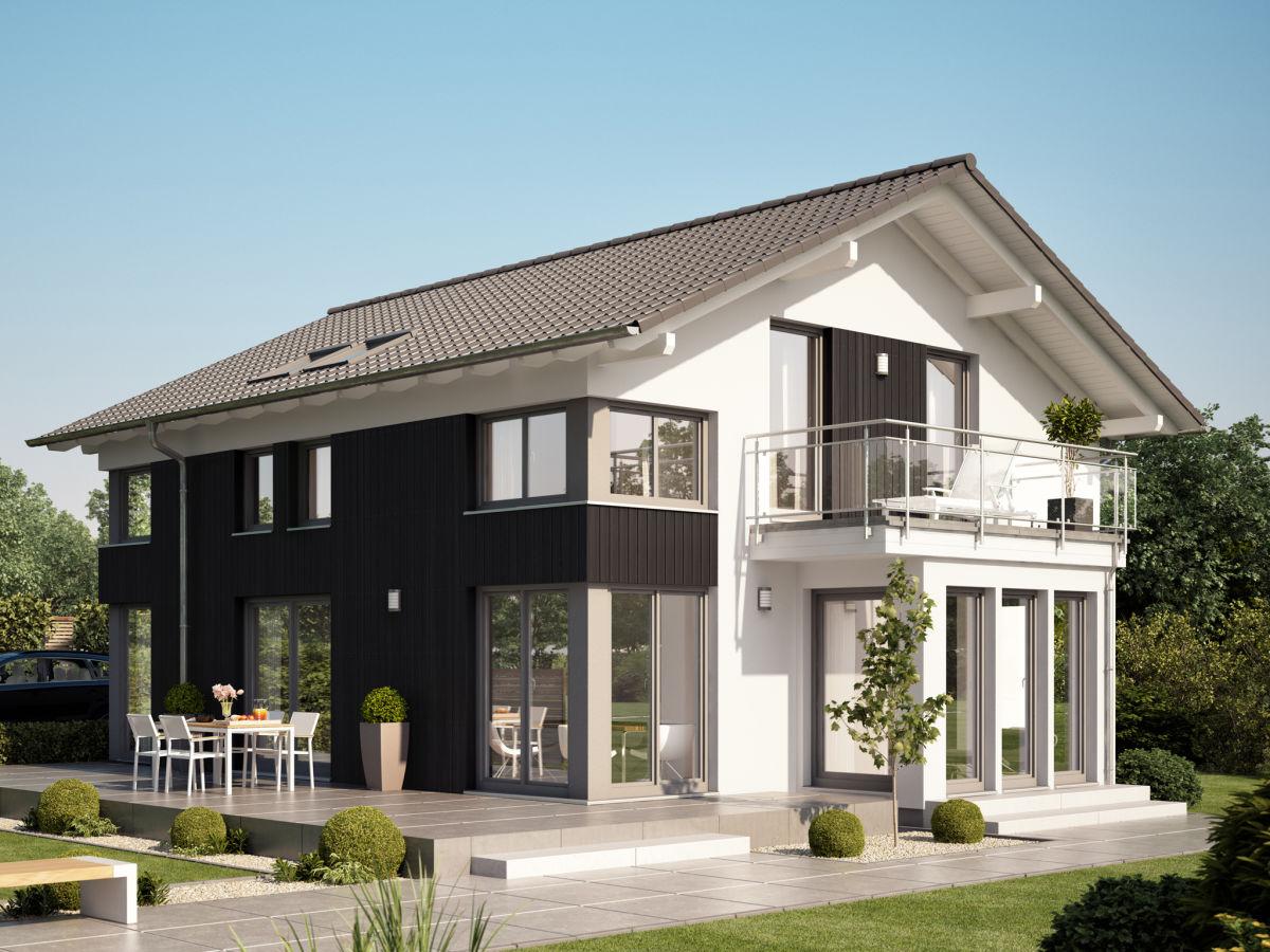 evolution 154 v3 helles elegant modernes traumhaus mit. Black Bedroom Furniture Sets. Home Design Ideas
