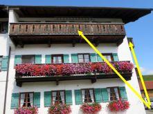Etagenwohnung in Bad Kohlgrub  - Grub