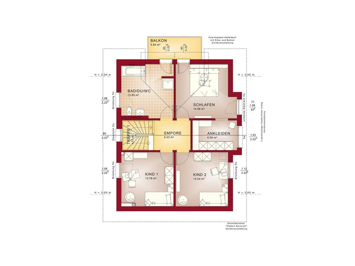 celebration 137 v11 attraktives konzepthaus mit. Black Bedroom Furniture Sets. Home Design Ideas