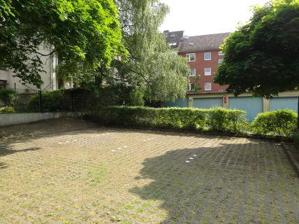 Außenstellplatz in der Nähe der Bremer Straße/ Baererstraße
