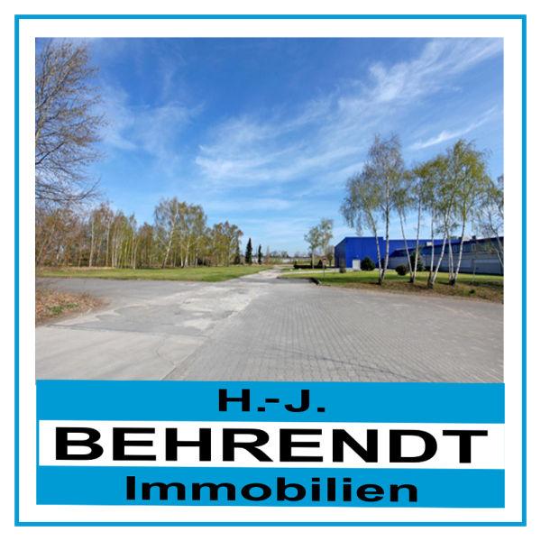 Gewerbegrundst�ck Freifl�che 3 871m� Autohandel 13581 Berlin Spandau - Grundst�ck mieten - Bild 1