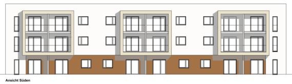 Dachgeschosswohnung in Bruchsal  - Büchenau