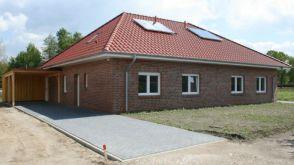Doppelhaushälfte in Barßel  - Barßel