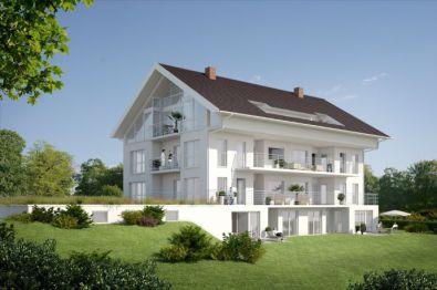 Erdgeschosswohnung in Schlaitdorf