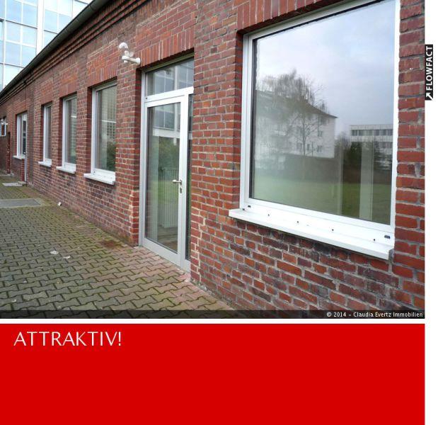 PROVISIONSFREI Neu saniertes B�ro Gewerbegebiet D�sseldorf Heerdt - Gewerbeimmobilie mieten - Bild 1
