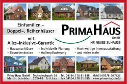 Doppelhaushälfte in Trittau