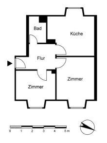 Dachgeschosswohnung in Geseke  - Geseke