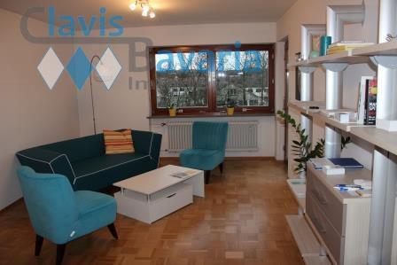 renovierte 2 Zi.- Wohnung mit Balkon
