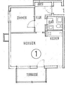 Apartment in Bad Herrenalb  - Bad Herrenalb