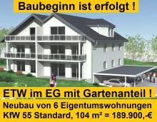 Etagenwohnung in Hiddenhausen  - Oetinghausen
