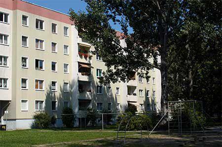 Wohnen Sonnenwall Gr�n sch�ne gro�e H�fe ruhige Seitenstra�e - Wohnung mieten - Bild 1