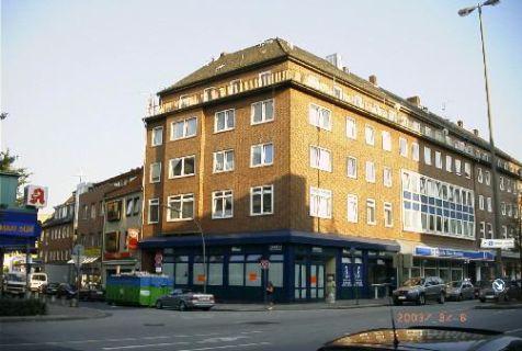Kompakte 2-Zimmerwohnung mitten in Harburg per 01.12.2014 oder später...