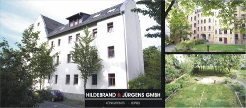 Sanierte Altbauwohnung gro�em gr�nem Hof - Wohnung mieten - Bild 1