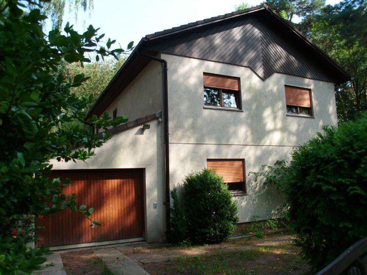 Gro�z�giges Einfamilienhaus Berlin Frohnau - Haus mieten - Bild 1