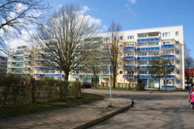 Etagenwohnung in Barth  - Barth-Süd