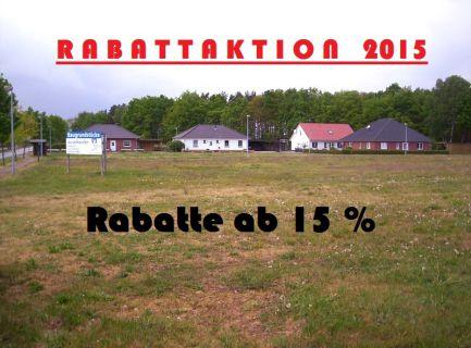 RABATTAKTION 2015 - Bauland in Kirch-Jesar ohne Baubindung