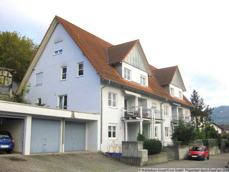 Reihenmittelhaus 1 Zimmer Einliegerwohnung Oberkirch - Haus mieten - Bild 1