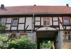 Resthof in Ballenstedt  - Rieder