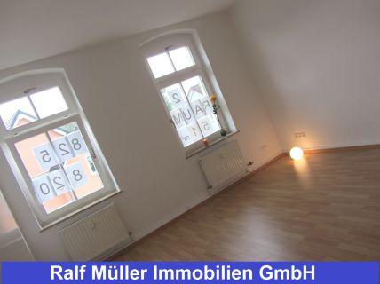 PROVISIONSFREI! - 2-Raum-Wohnung mit Balkon und Laminat in Gera-Zwötzen!