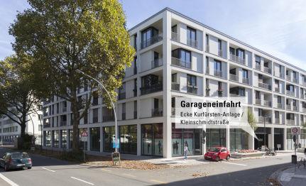Tiefgaragenstellplatz in Heidelberg  - Weststadt