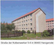 Etagenwohnung in Harzgerode  - Harzgerode