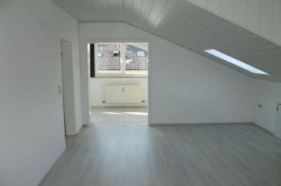 Dachgeschosswohnung in Bayreuth  - Wolfsbach