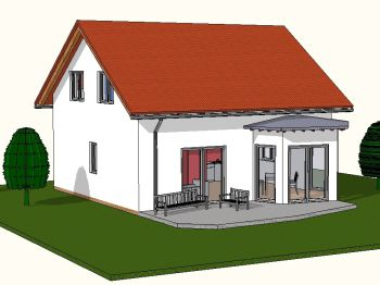 Einfamilienhaus in Fichtenberg  - Fichtenberg