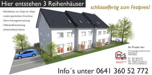 Reihenendhaus in Wetzlar  - Wetzlar