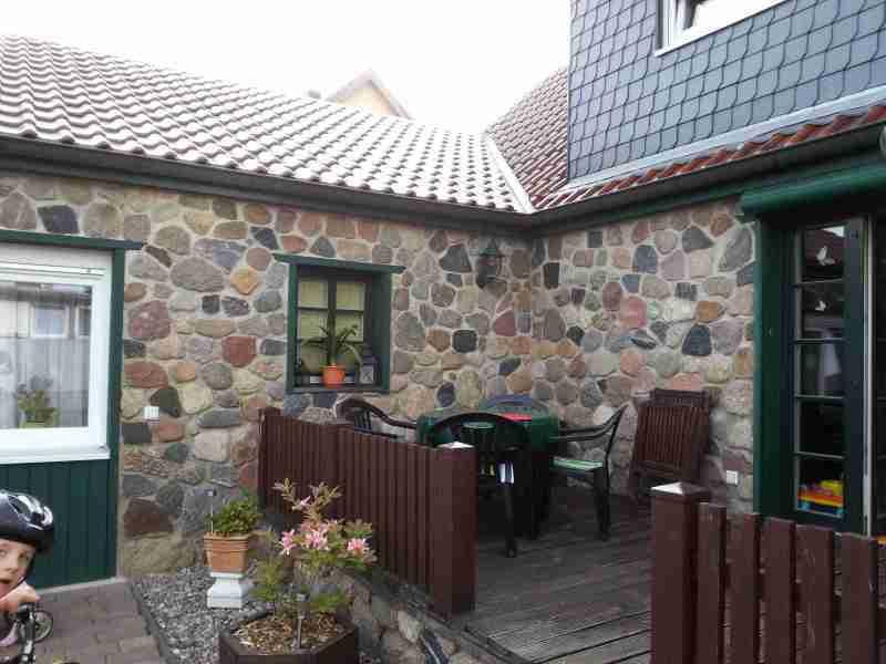 Wohnen Land H�uschen sch�nem ruhigen Dorf Weitblick unweit Lindow Gransee - Haus kaufen - Bild 1