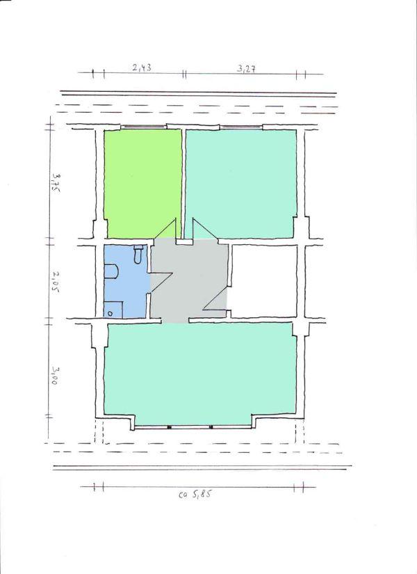 Kleines Schlafzimmer Neu Gestalten : Badezimmer renovieren bremen ~ Hallo Kapital Anleger ETW, 65 m² Wfl