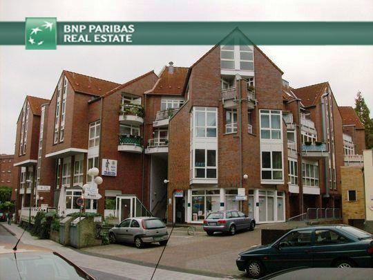 Ruhiges zentrales Gro�raumb�ro Innenstadtlage - Gewerbeimmobilie mieten - Bild 1