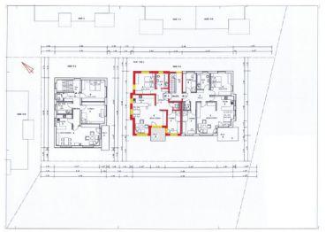 Etagenwohnung in Altdorf