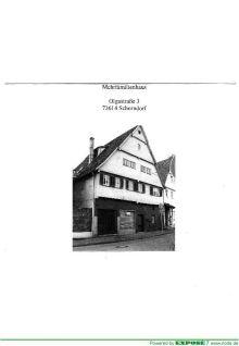 Mehrfamilienhaus in Schorndorf  - Schorndorf