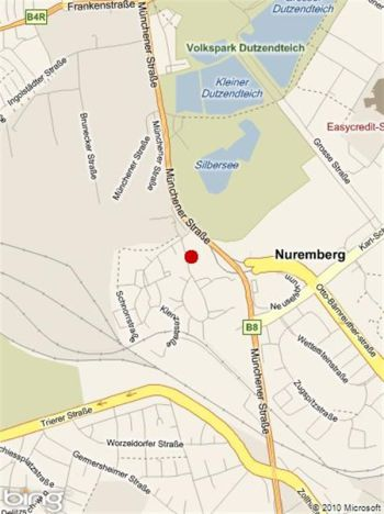 Stellplatz in Nürnberg  - Dutzendteich