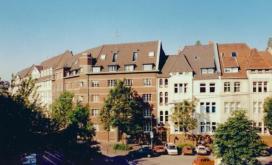 Etagenwohnung in Düsseldorf  - Flingern Nord