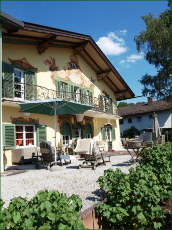 Mehrfamilienhaus in Garmisch-Partenkirchen  - Partenkirchen