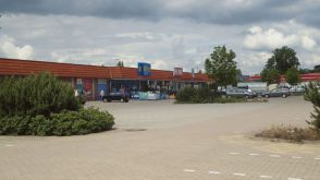Einkaufszentrum in Genthin  - Genthin