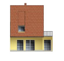 Doppelhaushälfte in Freiberg, Sachs  - Freiberg