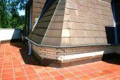Vermietet: Ansprechende Wohnung mit großer Dachterrasse in ruhiger Lage