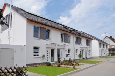 Reiheneckhaus in Karlsruhe  - Durlach