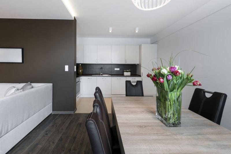 kfw effizienzhaus ideal f r selbstnutzer 40m2 gartenanteil balkon parkett g st in. Black Bedroom Furniture Sets. Home Design Ideas