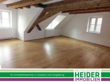 Dachgeschosswohnung in Ansbach  - Ansbach