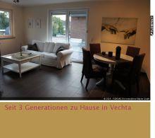 Etagenwohnung in Vechta  - Vechta